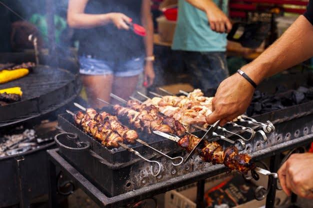 Ideas de recetas para cocinar en el camping